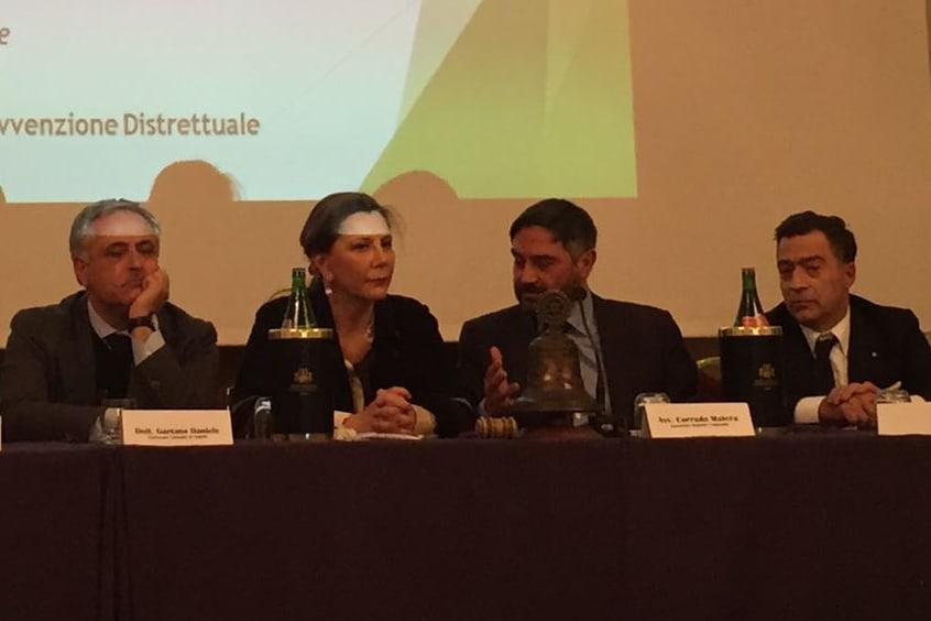 NinoDaniele, Maria Ferrara, Matera, Cola