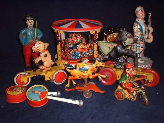 giocattoli antichi