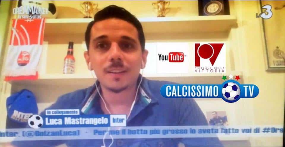 Esclusiva, intervista a Luca Mastrangelo