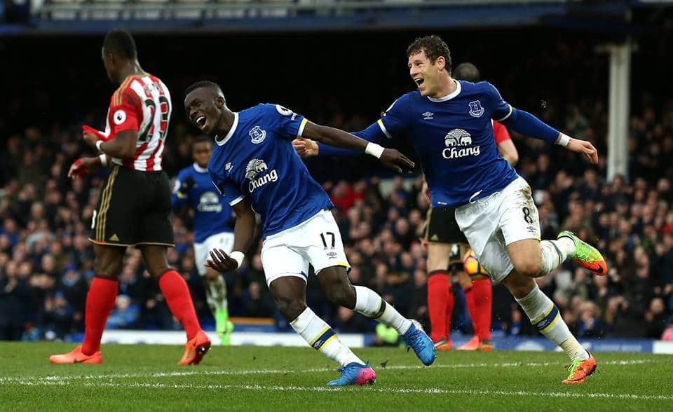 Everton vs Sunderland 2-0, cronaca e tabellino del match