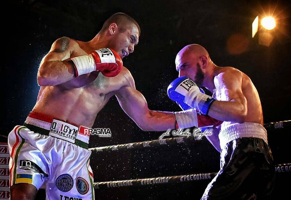 Grande spettacolo all'International Night Fight al Teatro Principe di Milano. Ecco le foto degli incontri e i vincitori