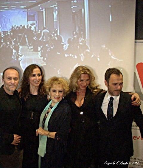 Gli ospiti del Charity gala