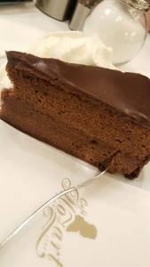 Café Mozart, SacherTorte