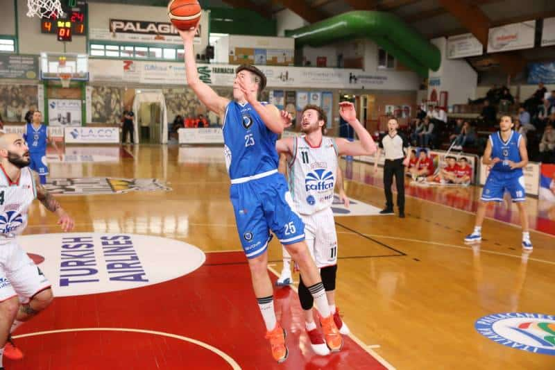 Omegna vs Cuore Napoli Basket