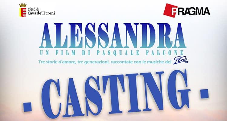 Pasquale Falcone torna a fare casting e lo fa per Alessandra, una commedia musicale basata sulle musiche dei Pooh