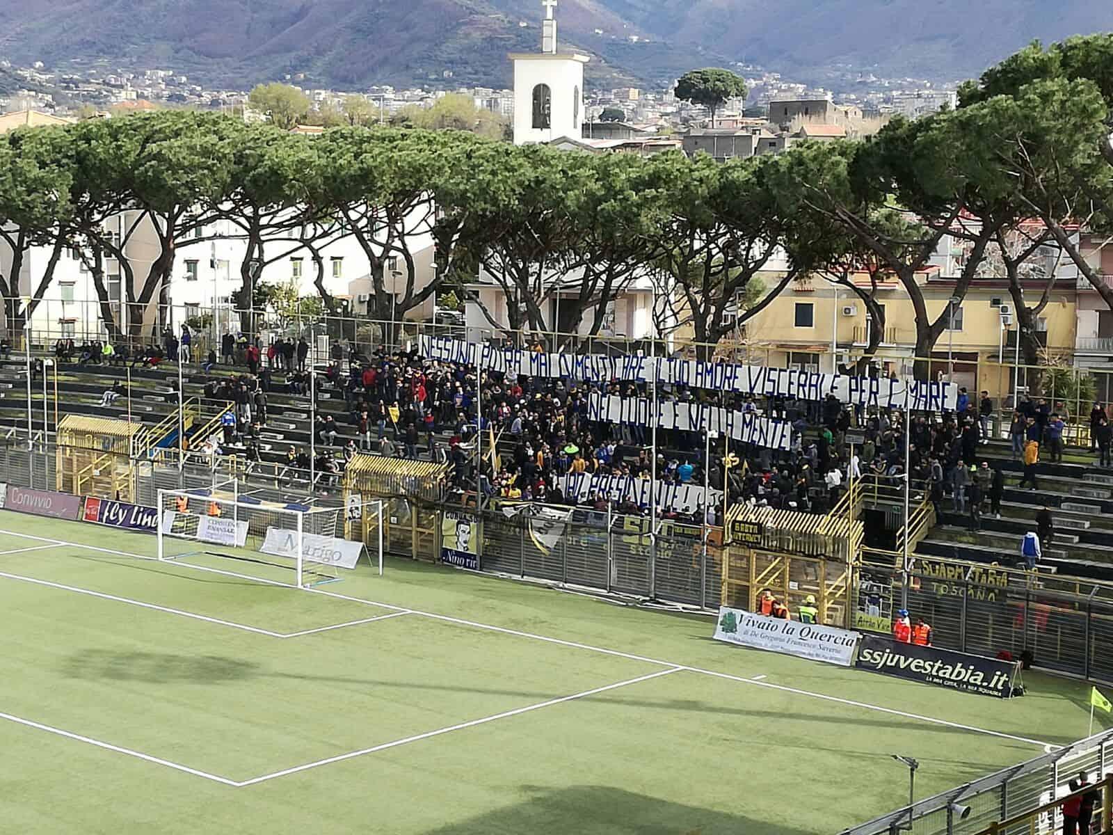 Juve Stabia-Paganese restituisce una sqaudra in crisi che è quella gialloblù. Ecco com'è andata ne derby casalingo contro i vicini di Pagani