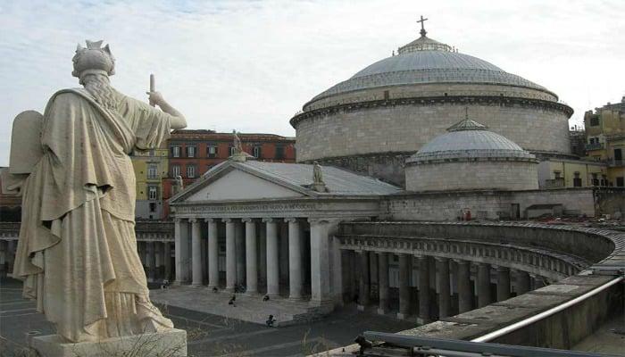 centro storico di Napoli Unesco
