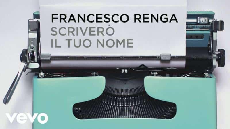 Francesco Renga in tour