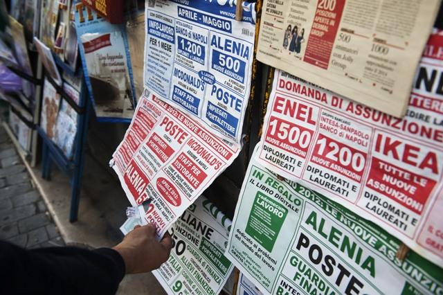 I dati Istat svelano che il tasso di disoccupazione in Italia è in diminuzione, ma pur sempre alto. Nuove soluzioni per assunzioni