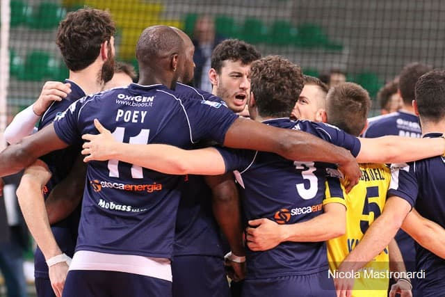 Materdominivolley.it Castellana Grotte - Videx Grottazzolina è gara 2 dei play out di Volley Serie A2. Ecco com'è andata