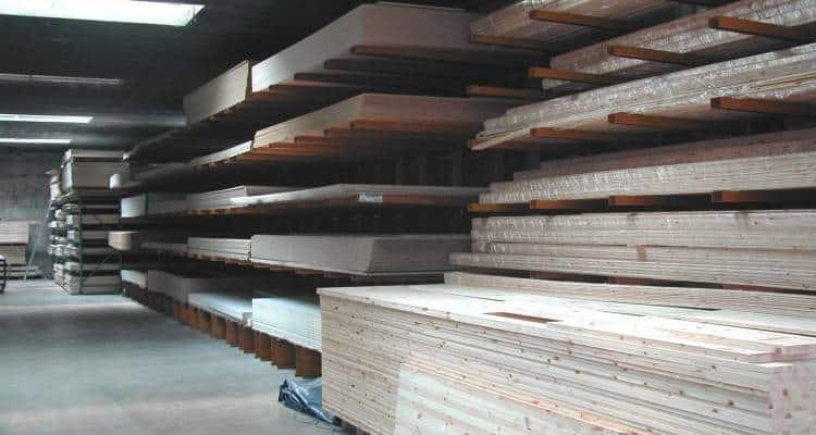 Uno dei principali problemi che si incontrano nel lavoro industriale è quello dello stoccaggio e dello spazio di magazzino.