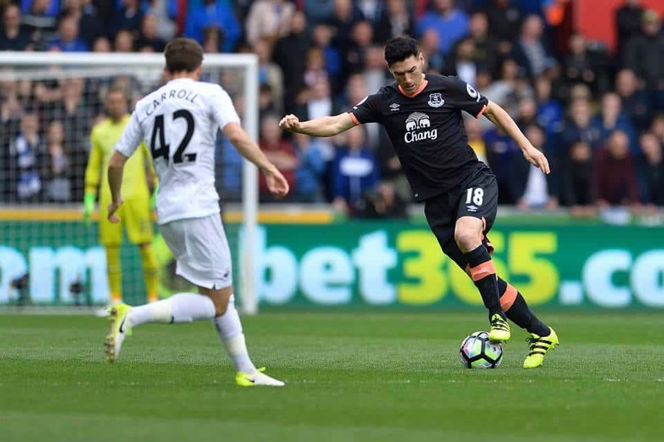 Swansea vs Everton, decide Llorente nel primo tempo