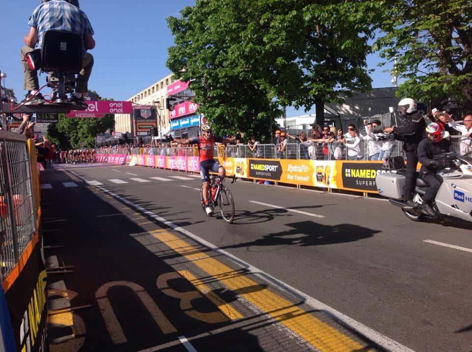 Giro d'Italia, 5° Tappa: Gaviria vince ancora, Pibernik ma che fai?