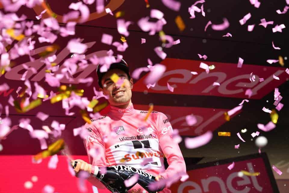 Giro d'Italia, 10° Tappa: Doumoulin fa la voce grossa e prende la maglia rosa