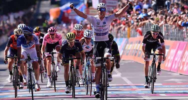 Giro d'Italia, il primo morso dello