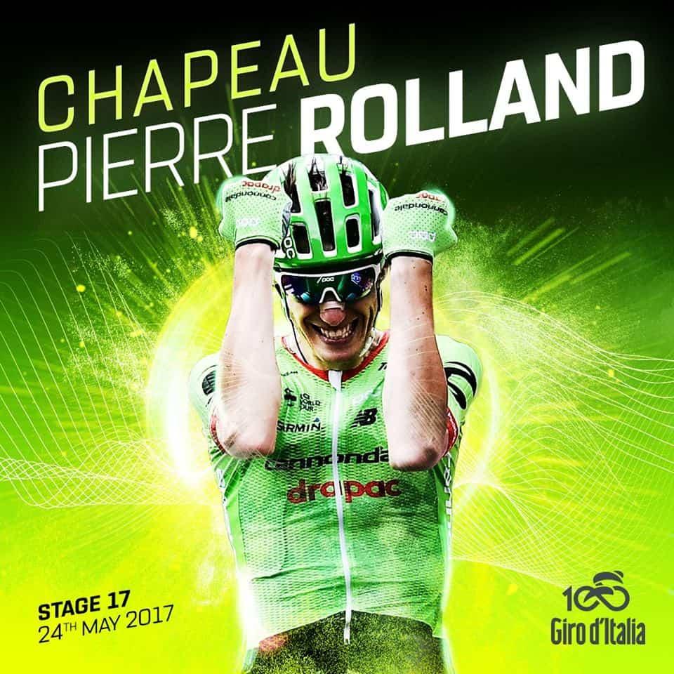 "Giro d'Italia, 17° Tappa: Rolland va in fuga e vince, Nibali e Quintana ""a riposo""..."