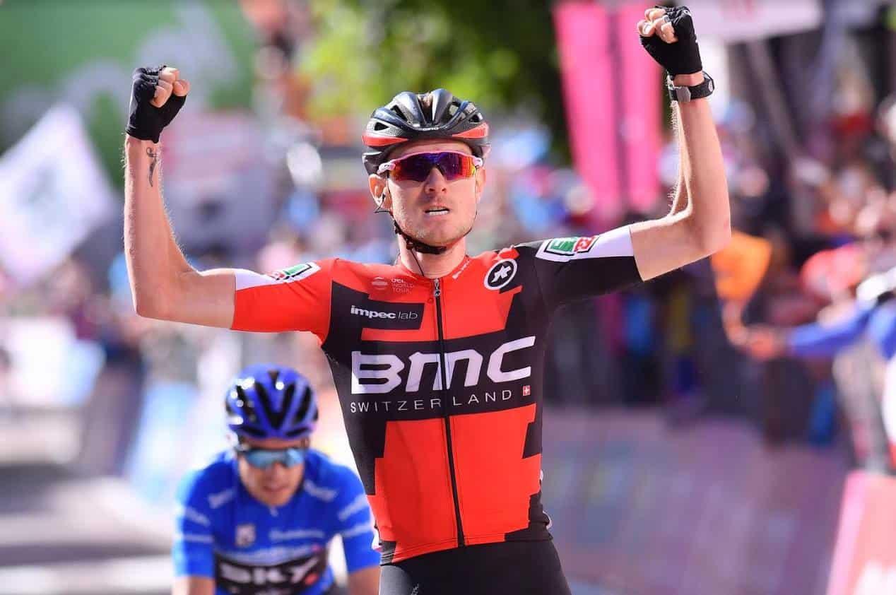 Giro d'Italia, 18° Tappa: Van Garderen batte Landa; la sfida Nibali-Domoulin si infiamma