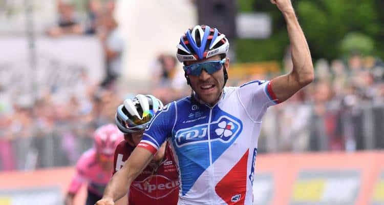 Giro d'Italia: strappa la maglia rosa a Dumoulin