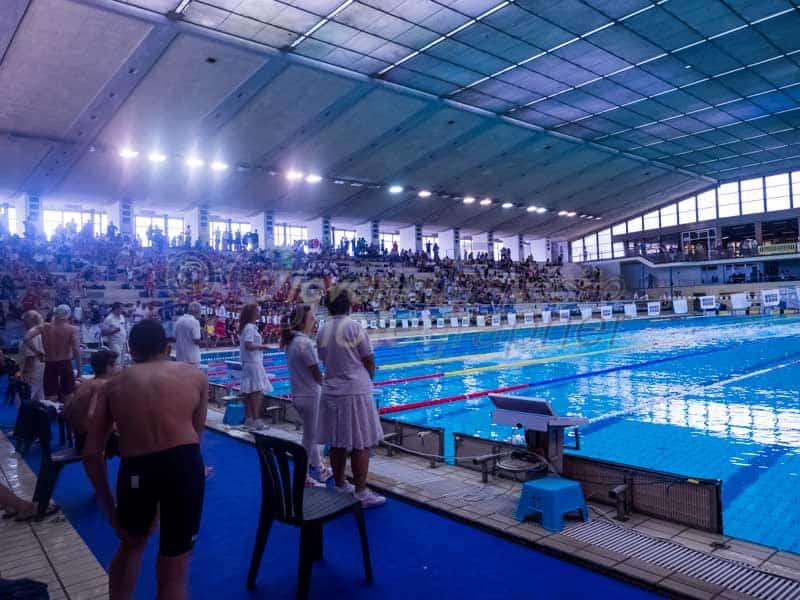 Nuoto Per La Pellegrini Festa Al Grand Prix Di Napoli