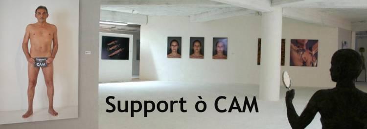 Antonio Manfredi, direttore del CAM, si mette a nudo per salvare il suo museo, il Contemporanery Art Museum di Casoria