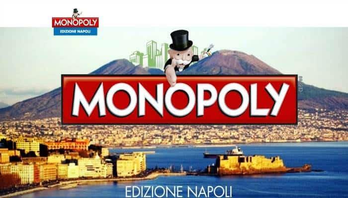 Il Monopoly in edizione speciale dedicato a Napoli