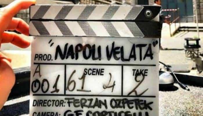 Ozpetek a Napoli