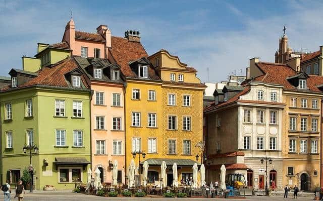 La giornata internazionale del bambino può essere una buona occasione per scoprire Varsavia, una città dove la ricorrenza è molto sentita