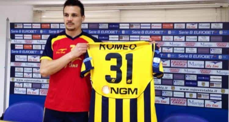 """ESCLUSIVA - Ex Juve Stabia, Romeo: """"Futuro? Conoscendo Manniello..."""""""