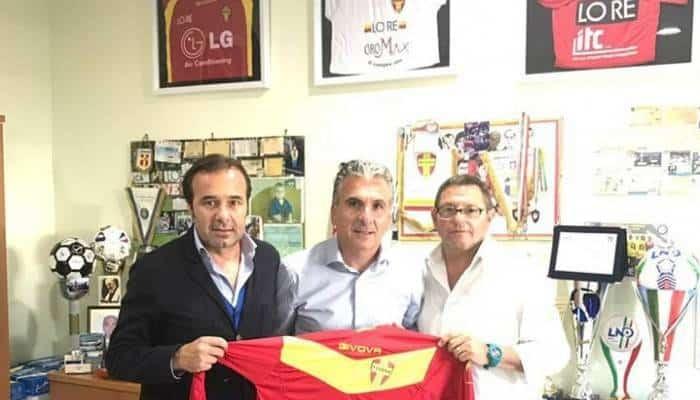 Giuseppe Furnari e\' il nuovo allenatore del Citta\' di Messina ...