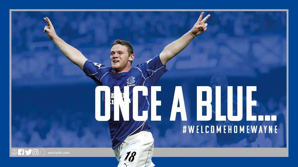 Wayne Rooney, la storia di un campione dal sangue blu