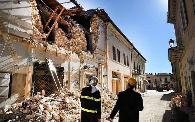 Amesci, capofila, ed altre associazioni sul campo con il servizio civile per le popolazioni colpite dal terremoto