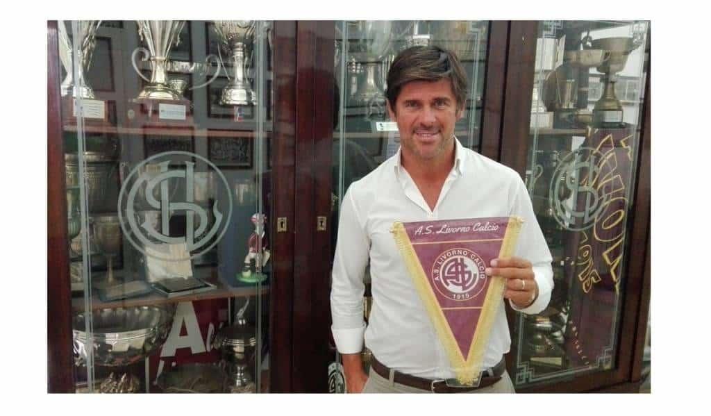 """""""E' un onore essere in amaranto"""", Andrea Sottil è il nuovo allenatore del Livorno per la stagione 2017/18"""