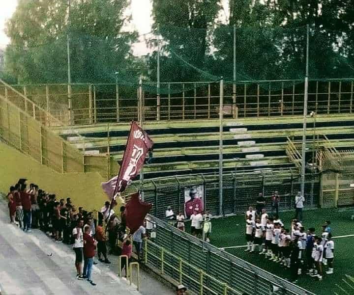 Juve Stabia - Ercolanese è stata un'amichevole dal sapore di derby per le vespe che hanno battuto il team dello Stabiese Stefano Costantino
