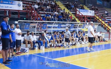 Ge.Vi. Cuore Napoli Basket al Palabarbuto si impone per 88 a 62 contro la Dynamo Basket Venafro, vincendo 3 dei 4 intervalli di tempo. Foto