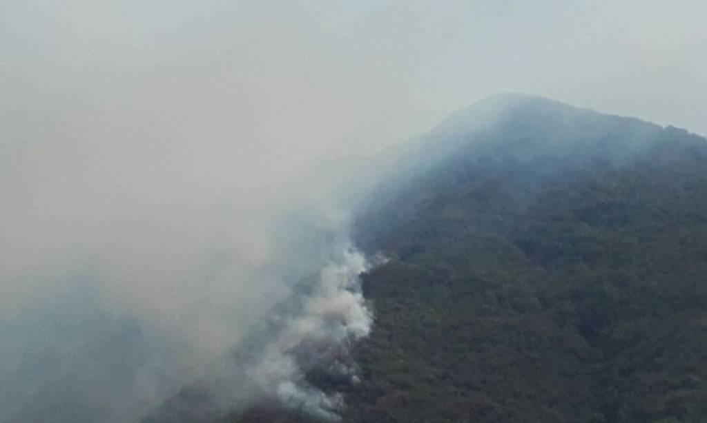 eruzione Guatemala