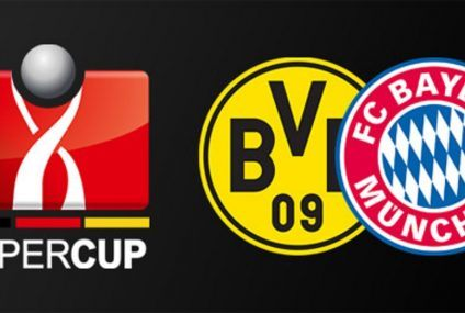 Borussia Dortmund-Bayern Monaco: Ulreich regala il primo trofeo al Bayern
