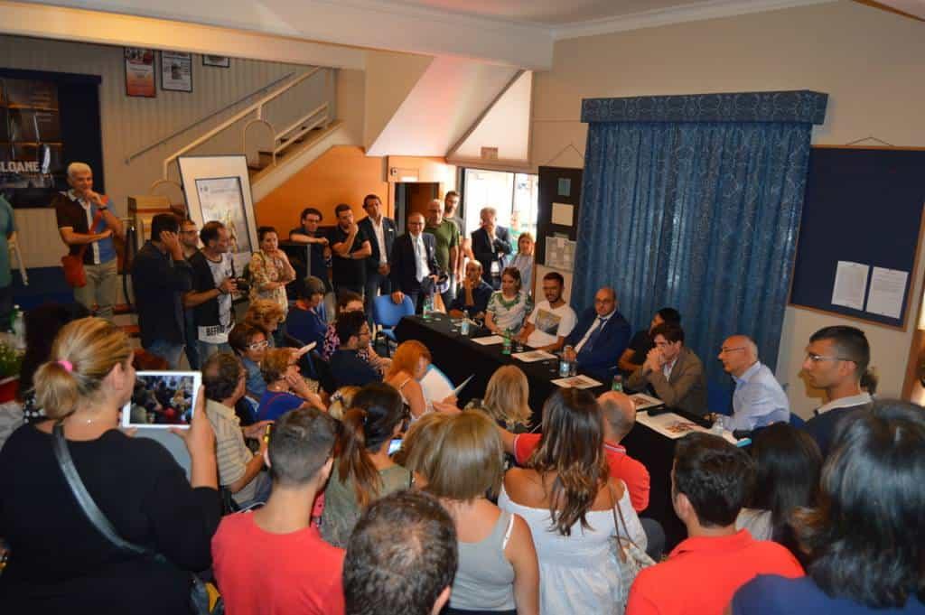 Presentata al Teatro Supercinema di Castellammare di Stabia la stagione di prosa 2017/18. Dodici gli spettacoli per un cartellone nazionale
