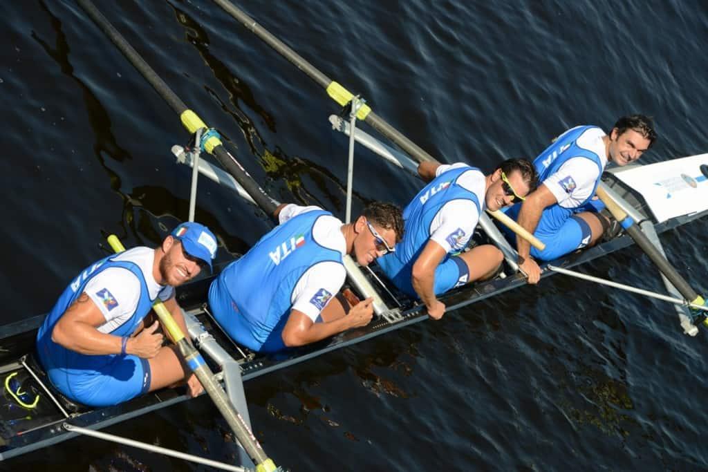 Secondo giorni di finali a Sarasota. 4 barche nelle finali A e 4 barche nelle finali B. Ecco i ragazzi azzurri che gareggiano oggi