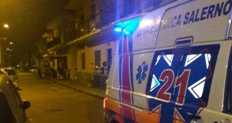 Nella notte a Pompei, in via Ponte Persica, ai confini con Castellammare di Stabia, è stata sfiorata la tragedia in un condominio. Foto
