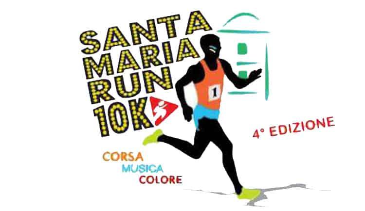 A Santa Maria La Carità, in provincia di Napoli, va in scena la quarta edizione della Santa Maria Run 10K, corsa podistica di 10 chilometri