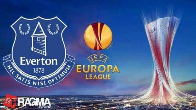 europa league everton vs lione