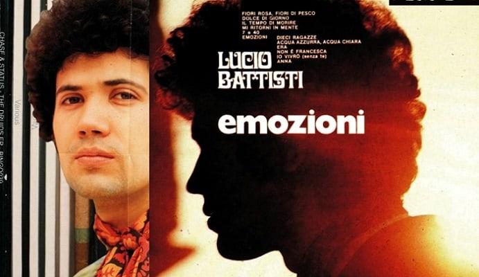 Lucio Battisti, con Masters, torna al vertice delle classifiche musicali a 20 dalla morte e 50 dal debutto. E' la forza della sua musica!