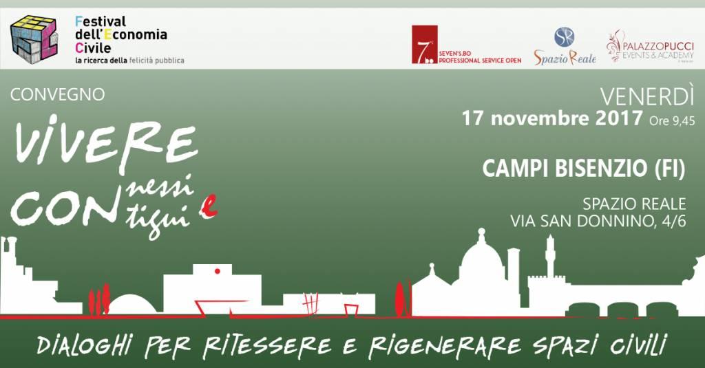 Festival dell'Economia Civile del Comune di Campi Bisenzio a Spazio Reale
