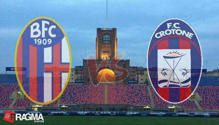 In tv Bologna-Crotone: dove vedere la diretta streaming delle 18
