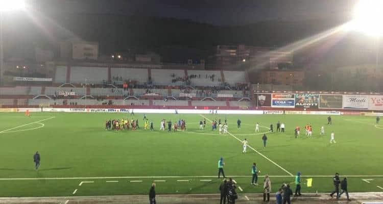 Coppa Italia, Teramo a Viterbo