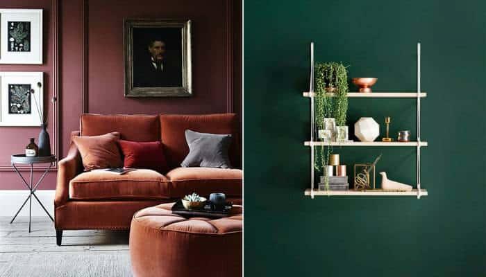 Arredamento colori per la casa 2018 il guru del colore for Colori per la casa 2017
