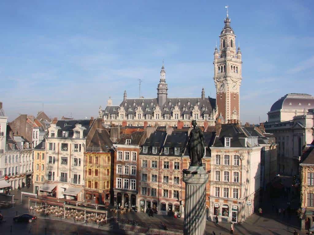 Viaggio in Francia alla scoperta della città di Lilla (o Lille in francese), un incantevole polo culturale nel Nord-Passo di Calais