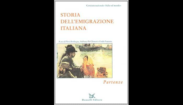 Storia dell'emigrazione italiana affronta il problema dell'emigrazione, spinti dalla miseria, che ha avuto inizio subito dopo l'unità