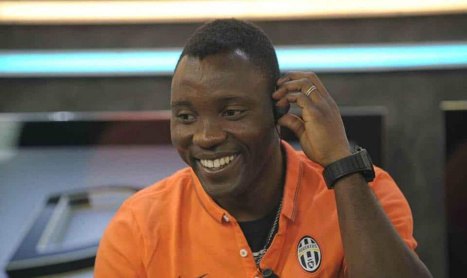 Intervista Asamoah: il ghanese parla del suo approdo alla Juventus e del rapporto coi senatori per i canali social del club.
