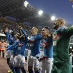 Il Napoli batte la Sampdoria e farà un Natale in vetta. Vittoria non semplice, contro una Samp caparbia e ben organizzata. Ecco le foto